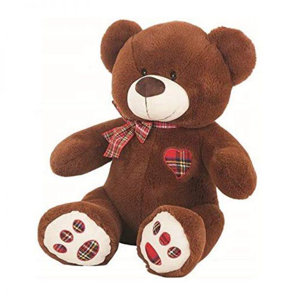 Ursinho Peluche Escocês 120cm