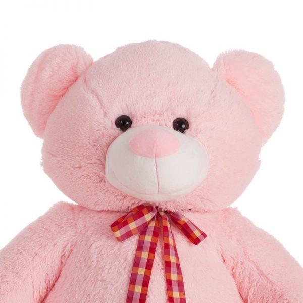 Urso Peluche Rosa 115cm