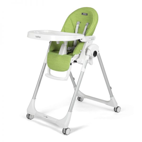 Cadeira Papa Prima Pappa Follow Me Wonder Green