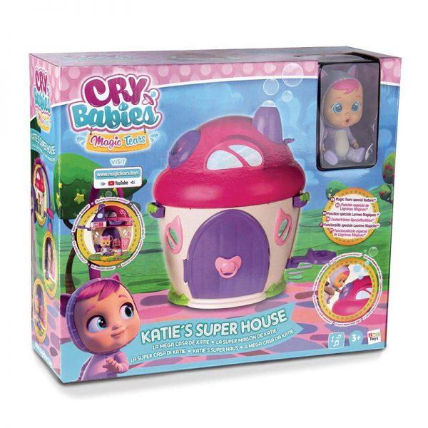 Cry Babies – Super Casa da Katie