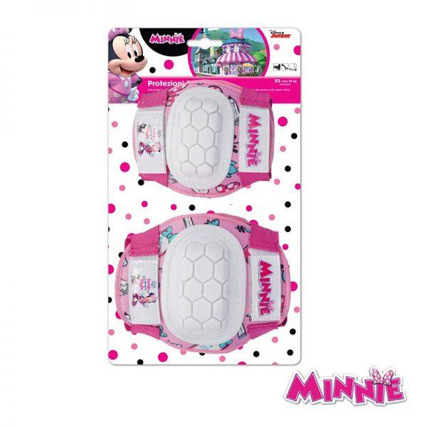 Joelheiras de Proteção Minnie