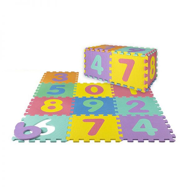 Puzzle EVA 10 Peças c/ Números