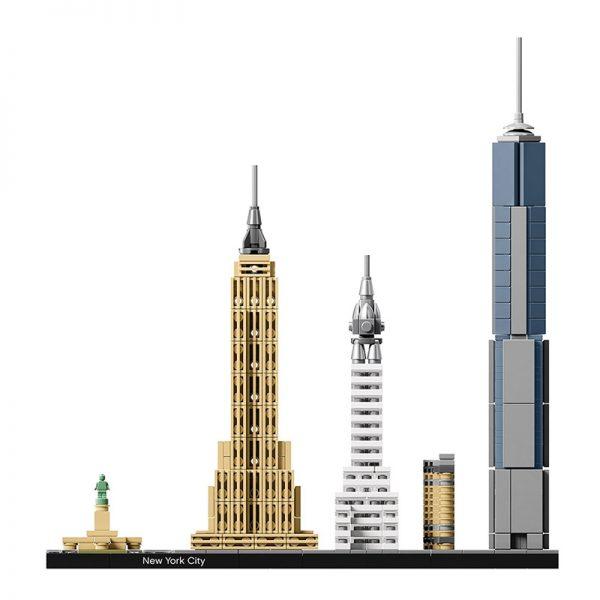 LEGO Arquitetura – Cidade Nova York 21028