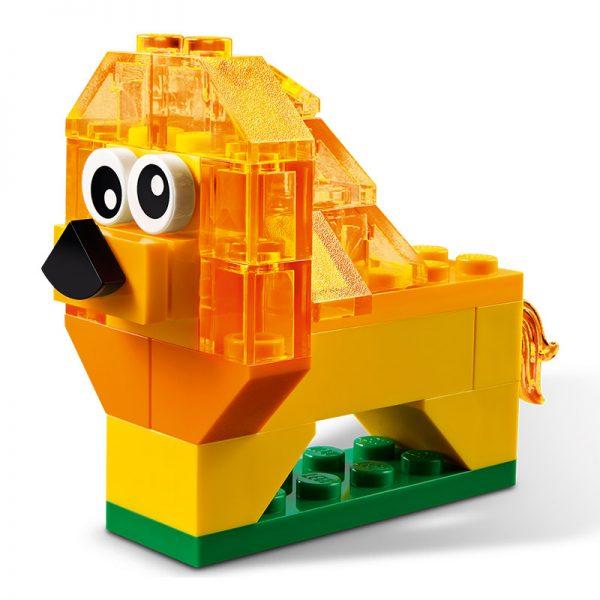 LEGO Classic – Peças Transparentes 11013