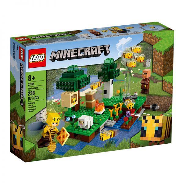 LEGO Minecraft – Quinta das Abelhas 21165