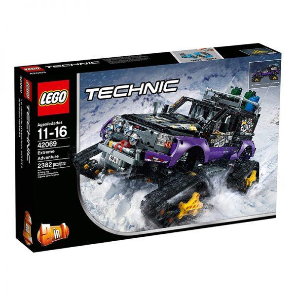 LEGO Technic – Aventura Radical 42069