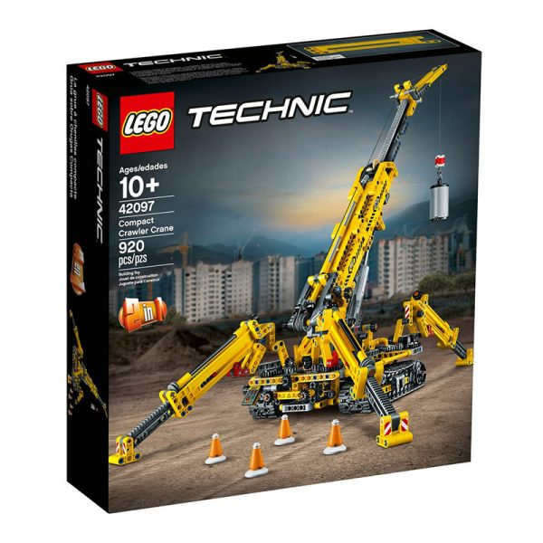 LEGO Technic – Grua Aranha 42097