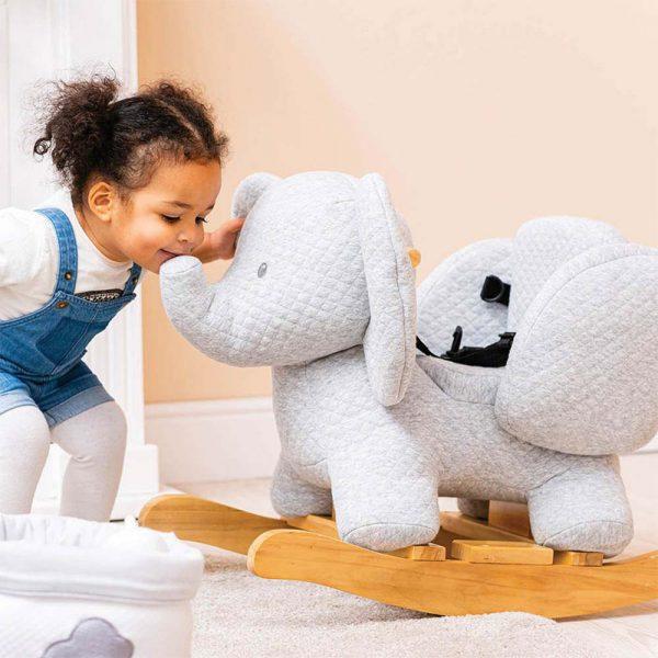 Nattou Rocker Elefante Tembo