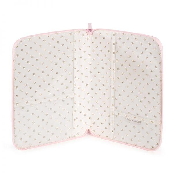 Porta Documentos Pasito a Pasito Essentials Rosa