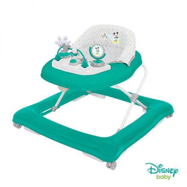 Andador Disney GEO Plastimyr Mickey Turquesa
