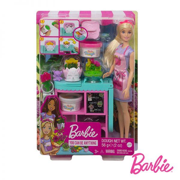 Barbie Florista
