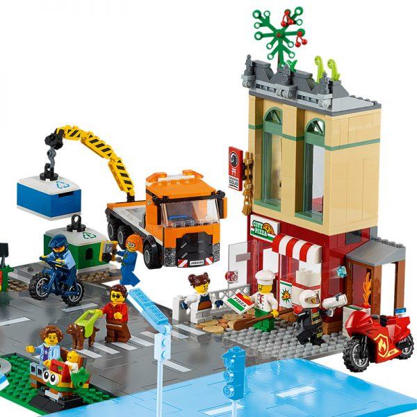 LEGO City – Centro da Cidade 60292