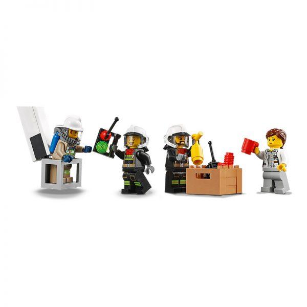 LEGO City – Unidade Controlo de Incêndios 60282