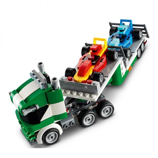 LEGO Creator – Transporte de Carros Corrida 31113