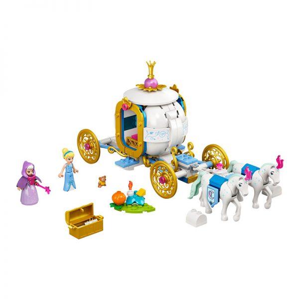 LEGO Disney Princesas – Carruagem da Cinderela 43192