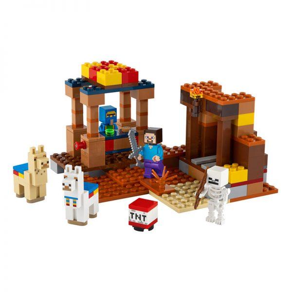 LEGO Minecraft – Entreposto Comercial 21167