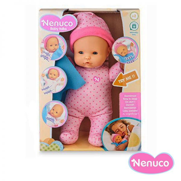 Nenuco Baby Talks: Hora de Dormir