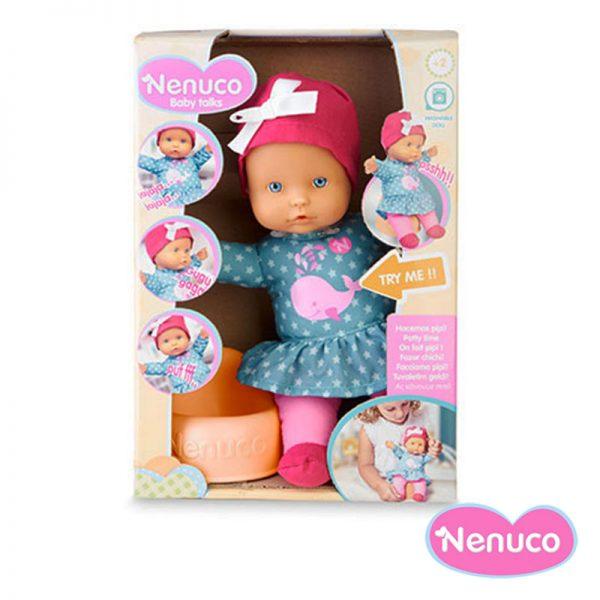 Nenuco Baby Talks: Hora do Bacio