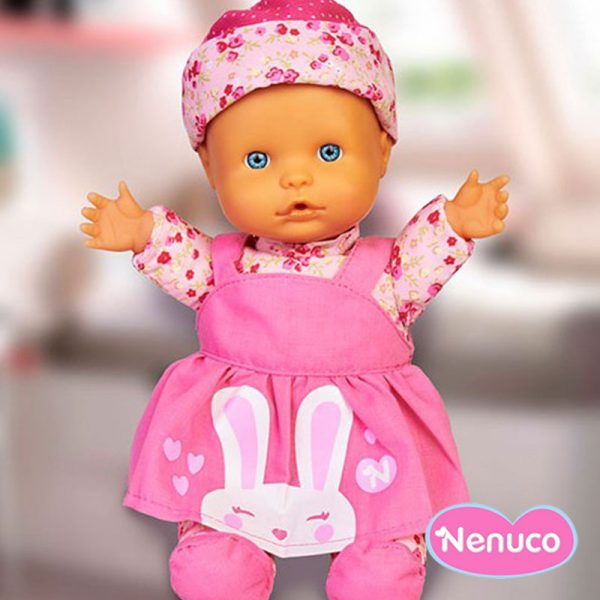 Nenuco Baby Talks: Veste a Roupinha