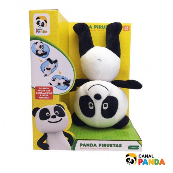 Panda – Peluche Piruetas