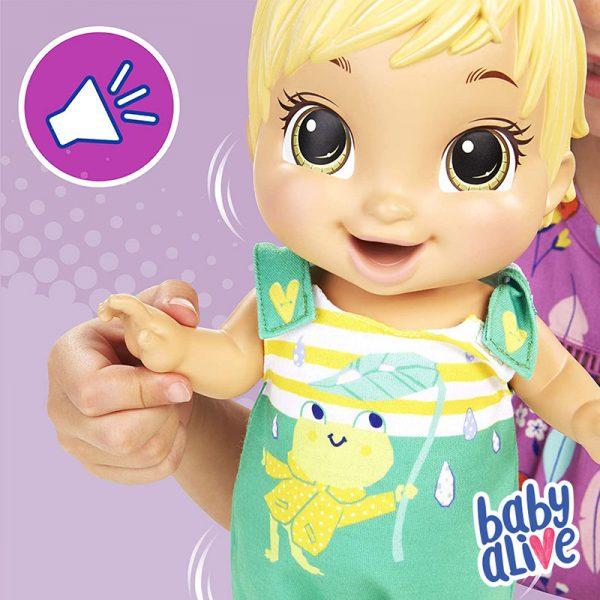 Baby Alive Pulo Feliz