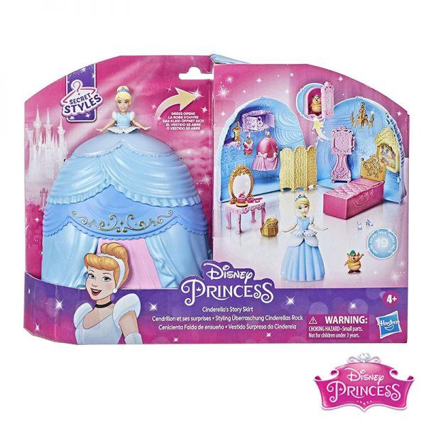 Disney Princesas Cinderela Story Skirt