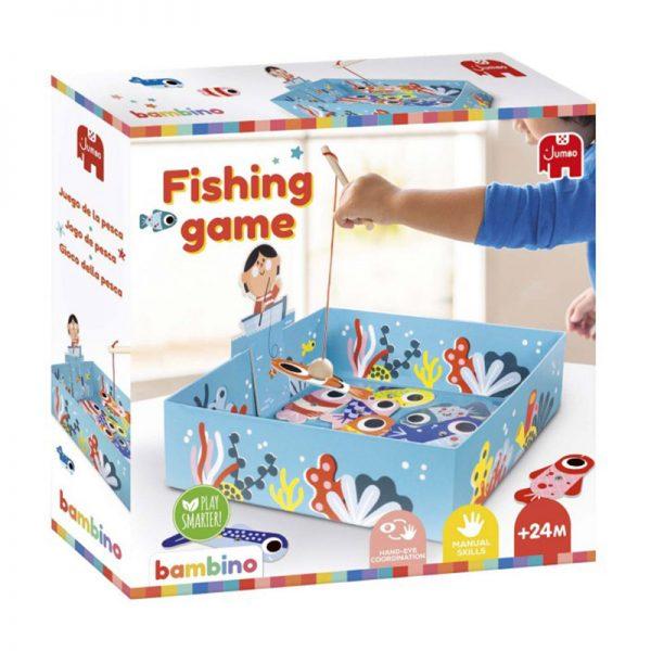 Jogo de Pesca Bambino