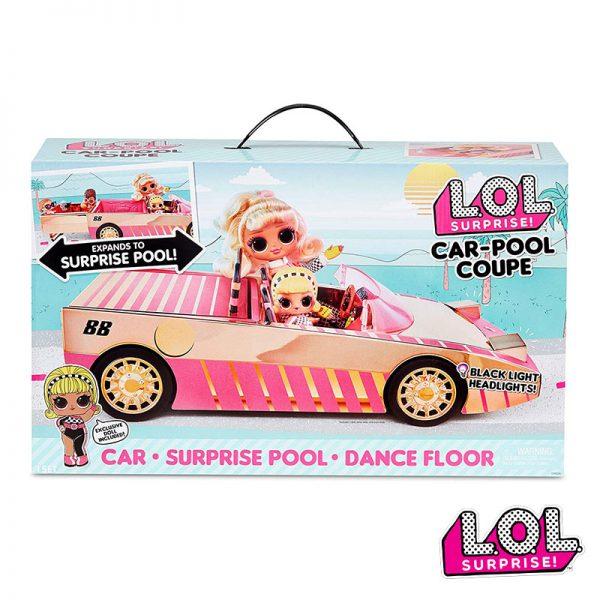 LOL Surprise! Carro-Piscina Coupe