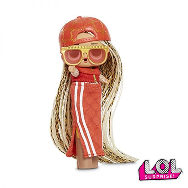 LOL Surprise! JK Mini Doll MC Swag