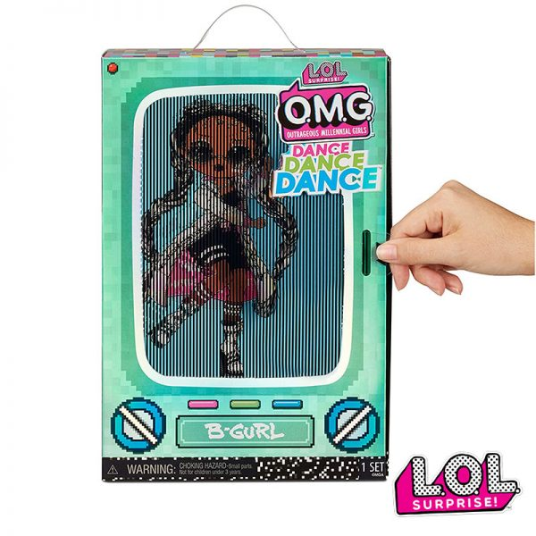 LOL Surprise! OMG Dance – B-Gurl