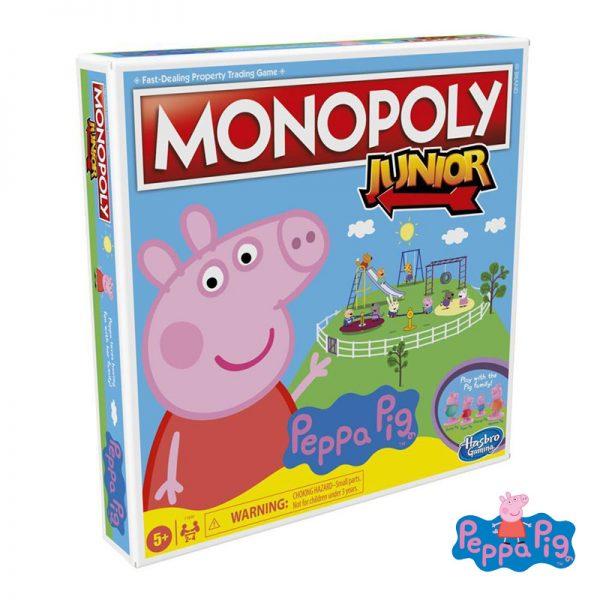 Monopoly Júnior Peppa Pig