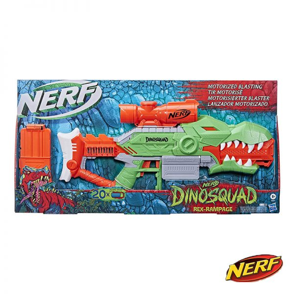 Nerf Dinosquad Rex Rampage