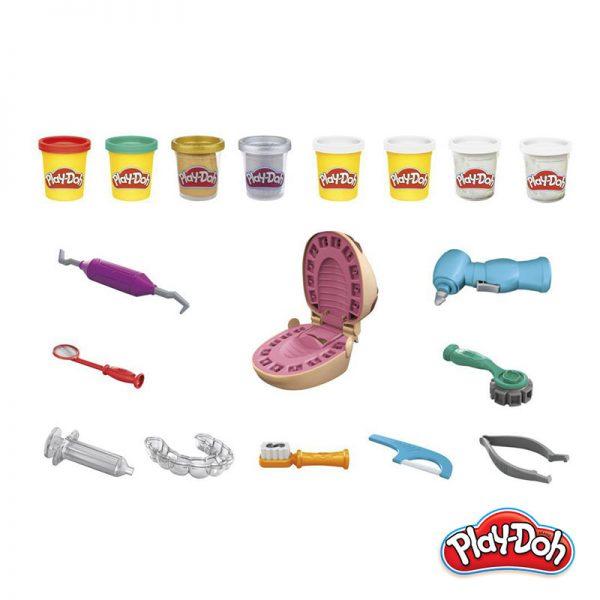 Play-Doh – Dentista Divertido