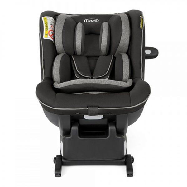 Cadeira Graco Ascent Plus Test + Base Isofamily