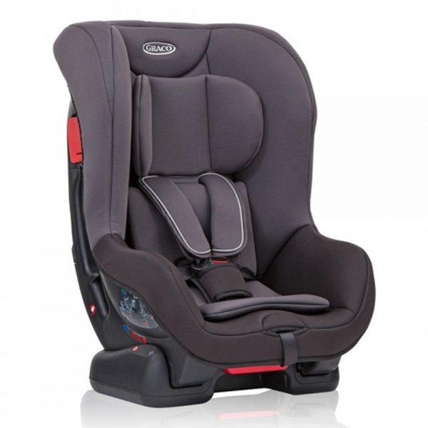 Cadeira Graco Extend Black Grey