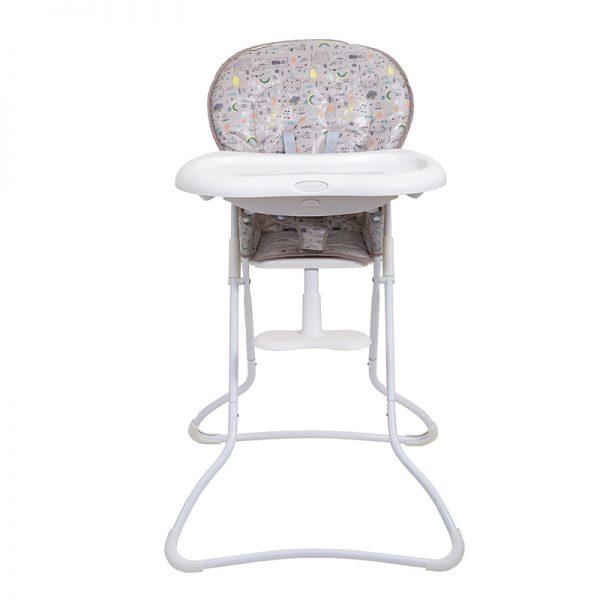 Cadeira de Papa Graco Snack N'Stow Daydream