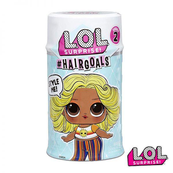LOL Surprise! Hairgoals Série 2