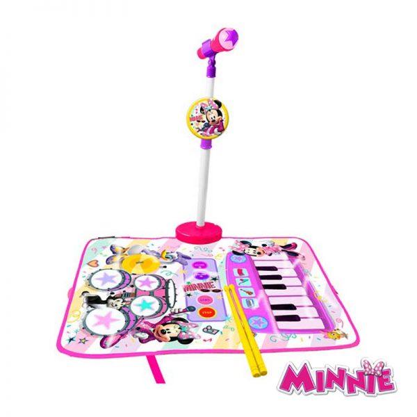 Tapete Musical 3 em 1 Minnie