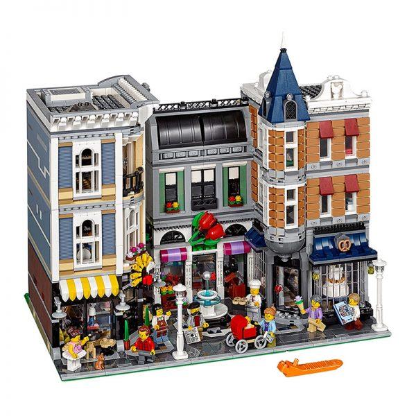 LEGO Creator – Largo da Assembleia 10255