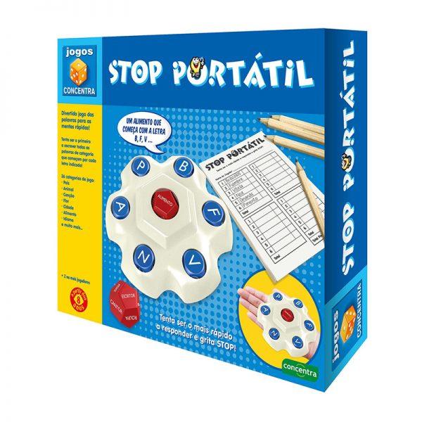 Stop Eletrónico Portátil