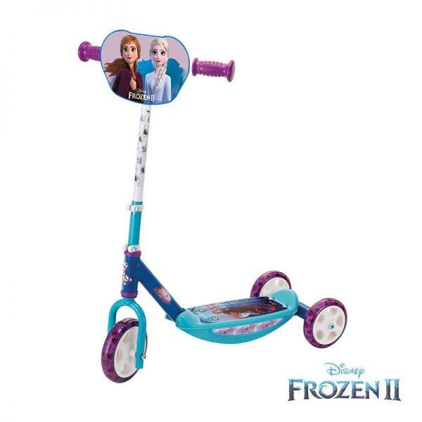 Trotinete 3 Rodas Smoby Frozen II