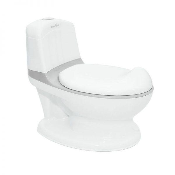 Bacio Olmitos My Little WC Cool Grey