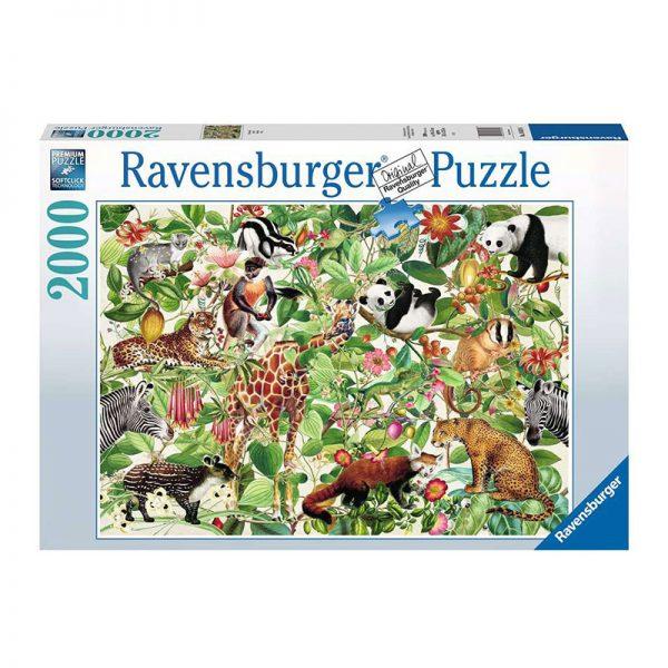 Puzzle A Selva – 2000 Peças