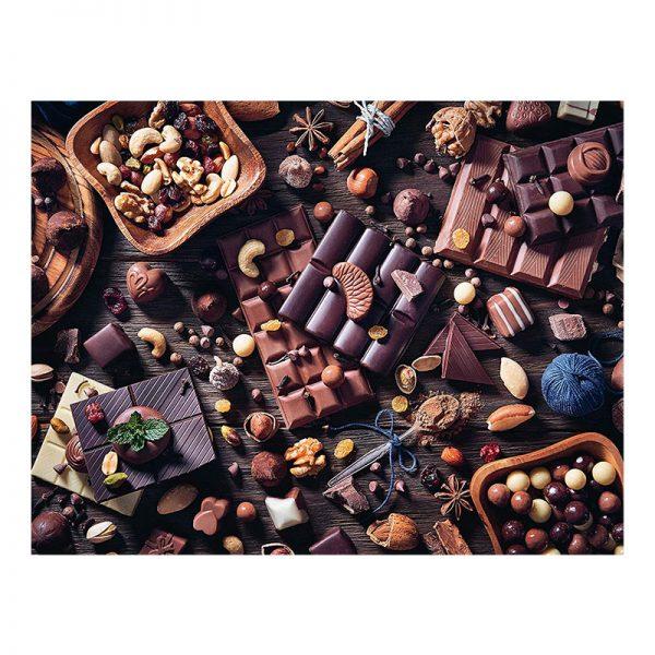 Puzzle O Paraíso de Chocolate – 2000 Peças