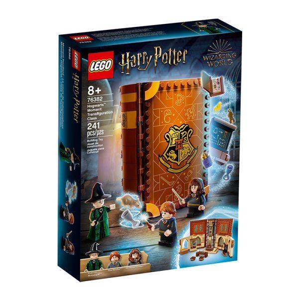 LEGO Harry Potter – Aula em Hogwarts 76382