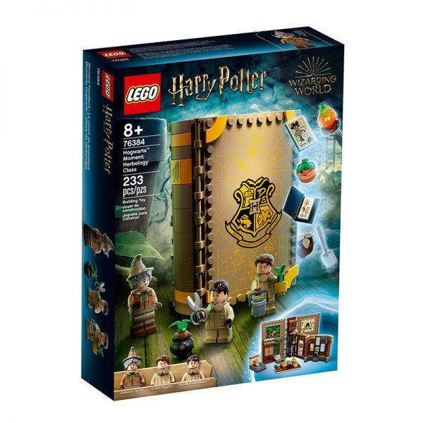 LEGO Harry Potter – Hogwarts: Aula de Herbologia 76384