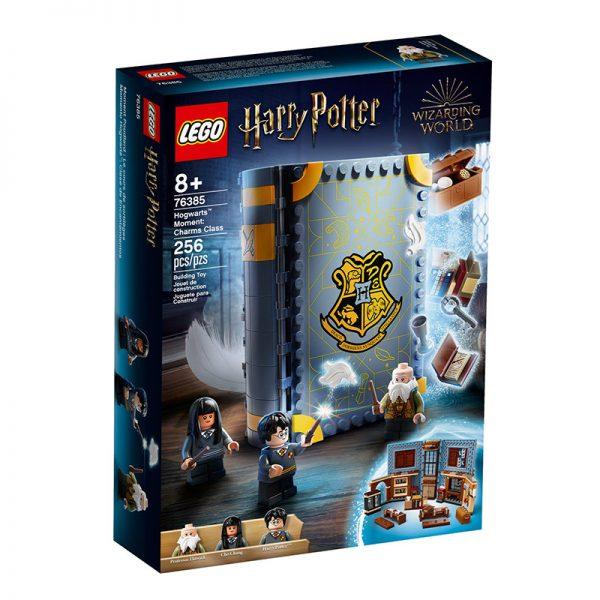 LEGO Harry Potter – Hogwarts: Encantamentos 76385