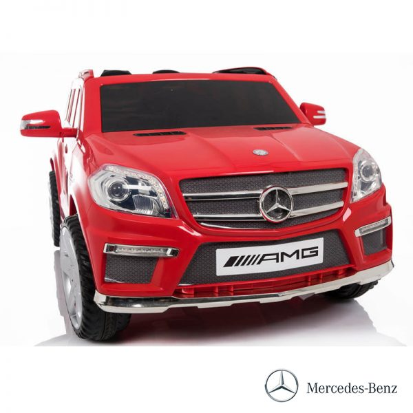 Mercedes GL63 AMG 12V c/ Controlo Remoto