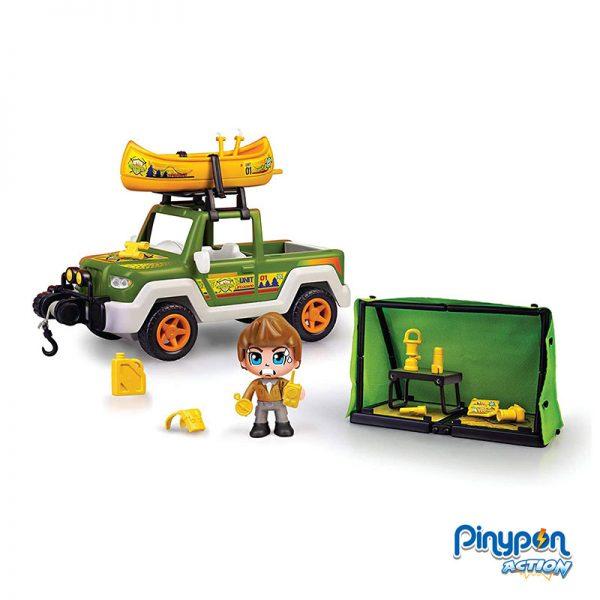 Pinypon Action Pick Up de Resgate