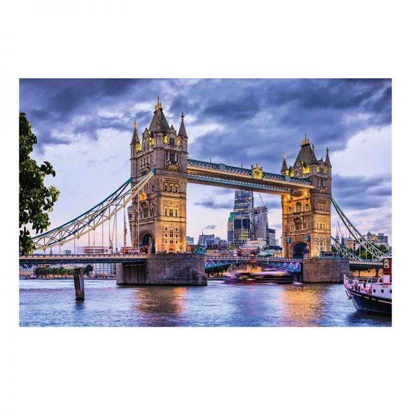 Puzzle Tower Bridge Londres – 3000 Peças